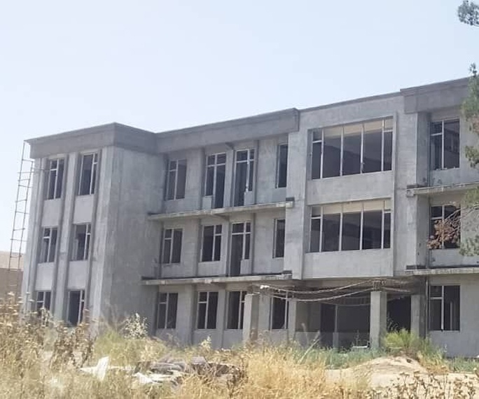 Construction of a 50-Bed Maternity Hospital