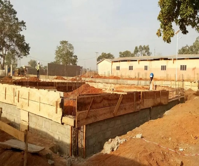 Expansion of The Toucountouna Middle School