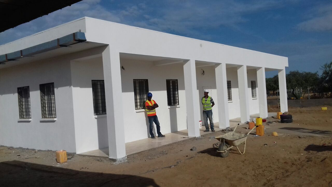 Construct Bouhadjra Health Post