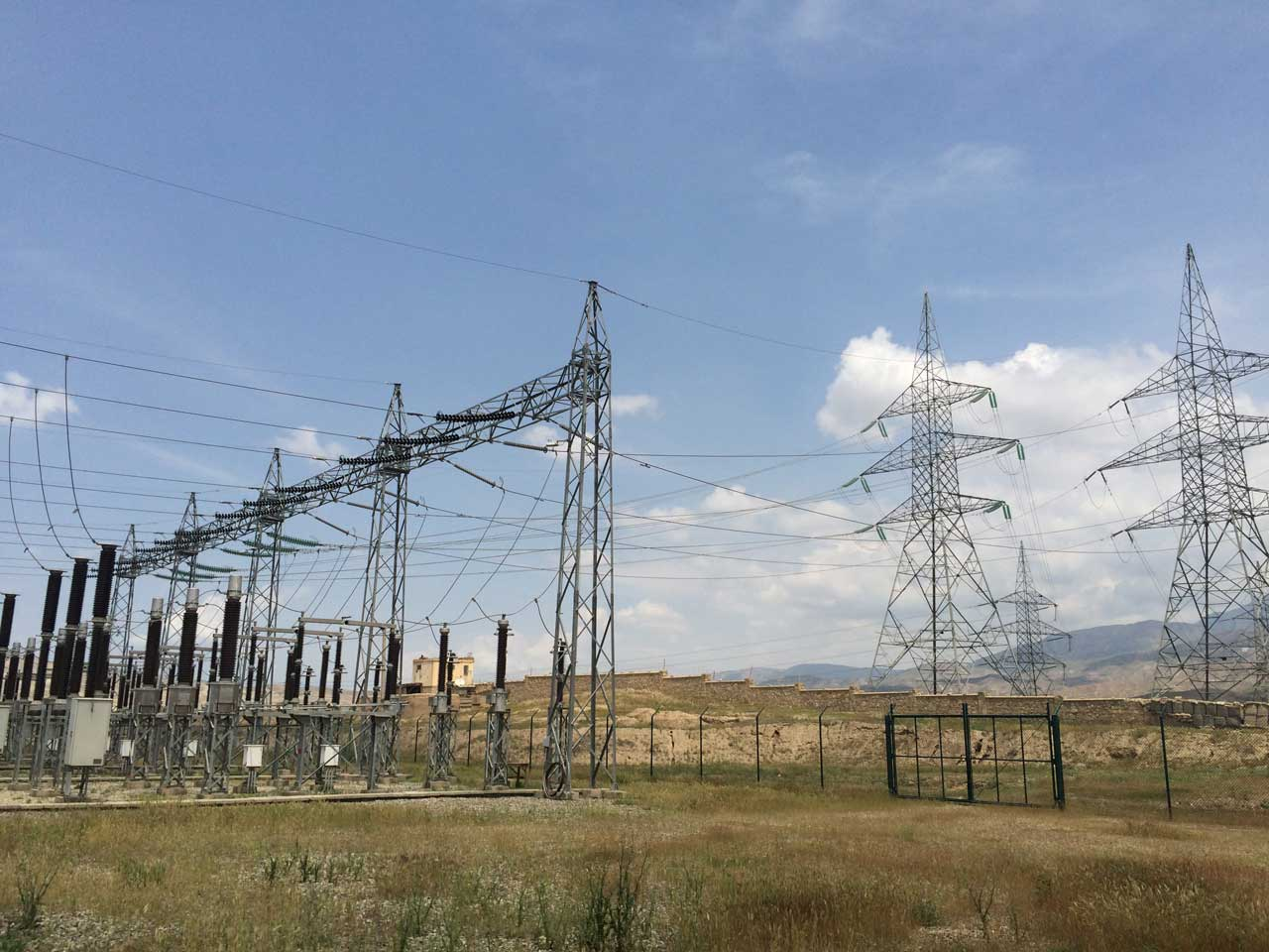 (NEI) Pul-E Khumri / Karkar Substation Expansion